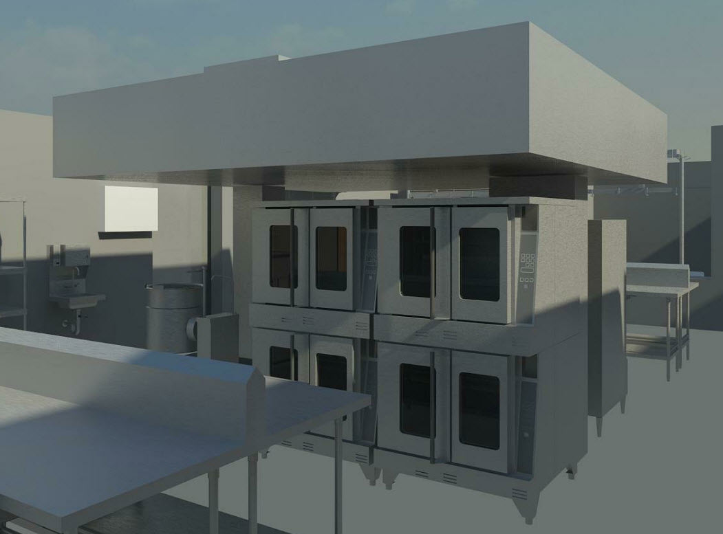 Fes food equipment services Kitchen design cad courses
